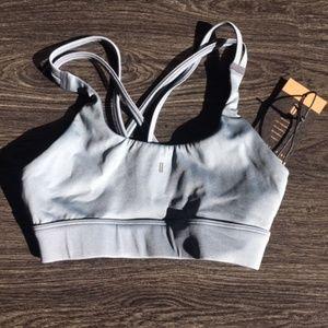 Nobull Sports Bra (Grey)